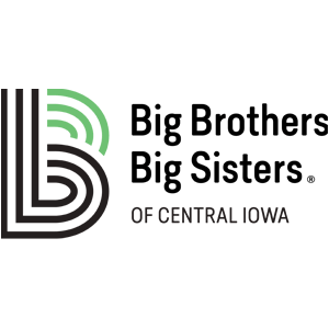 Big Brothers Big Sisters of Central Iowa logo
