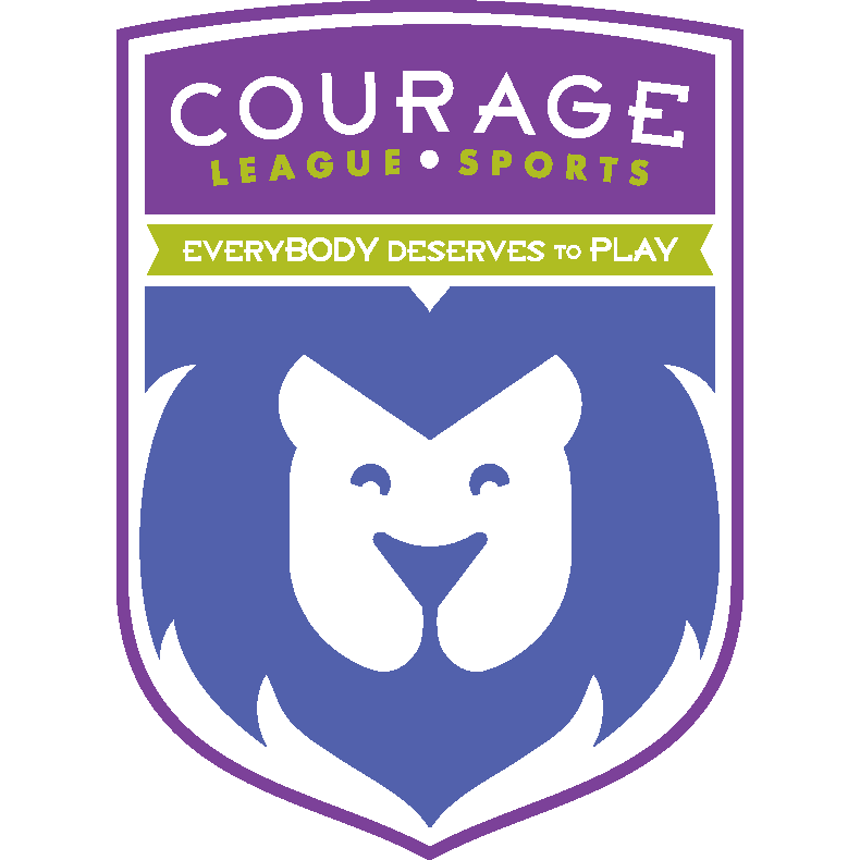 Courage Leage Sports logo