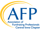 Association of Fundraising Professionals Central Iowa Chapter logo